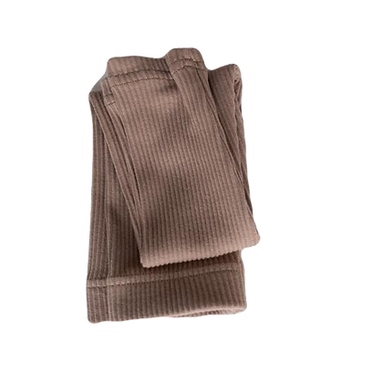 KINDLY || chunky rib leggings