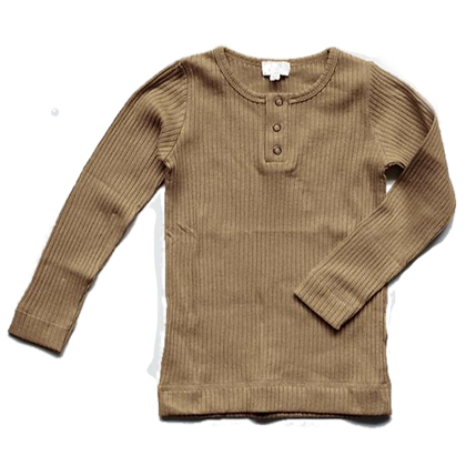 theSIMPLE FOLK || ribbed top | + more colours