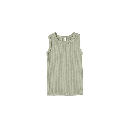 Quincy MAE || Ribbed Tank | +more colours
