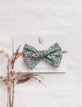 Karibou    Poppy Headband   floral