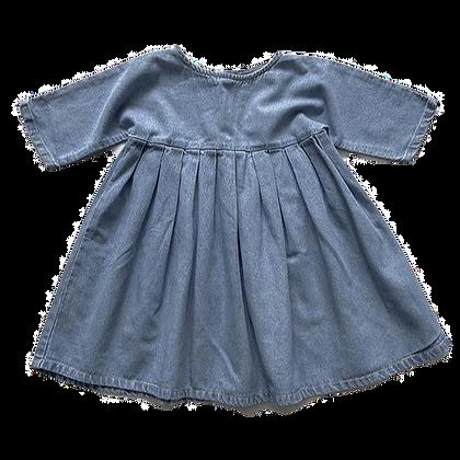 the SIMPLE FOLK || denim dress