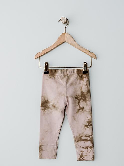 The Tie-Dye Legging | Blush
