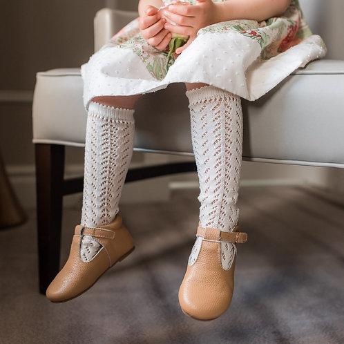 Cóndor Openwork Knee Socks   + More Colours