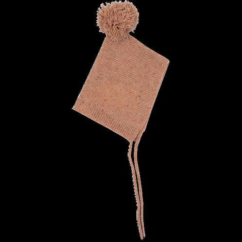 Speckled merino bonnet / + More Colours