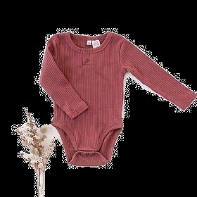 Willow Ribbed Bodysuit