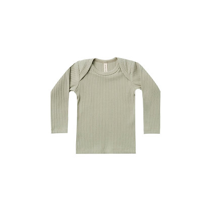 Quincy MAE || Ribbed Lap Tee | + more colours
