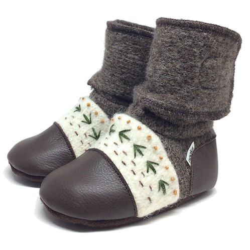 Nooks Booties | Carmanah