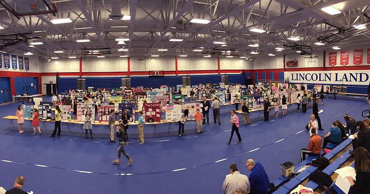 Illinois Junior Academy of Science (IJAS) Region 10 Science Fair at Lincoln Land Community College