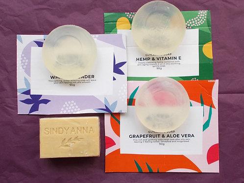 Zaytoun and Suma soap bundle