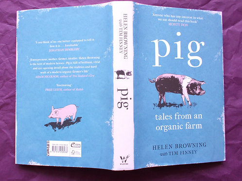Pig by Helen Browning