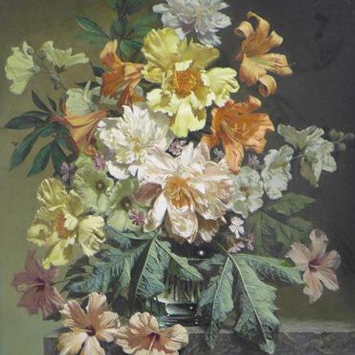 No 29. Summer Flowers - Bennett-Oates