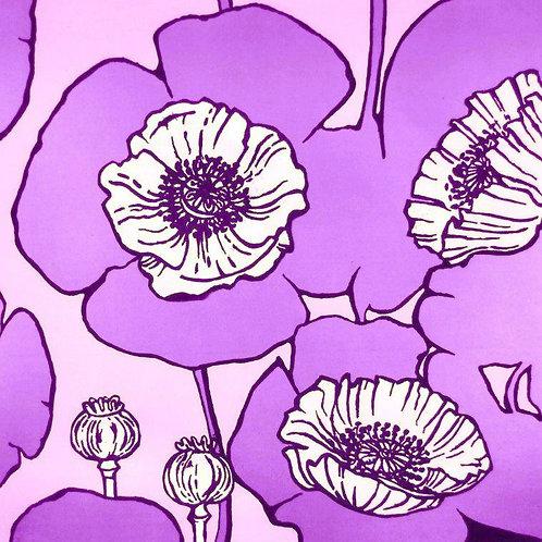 No 33. Suffragette Poppies - Tigger
