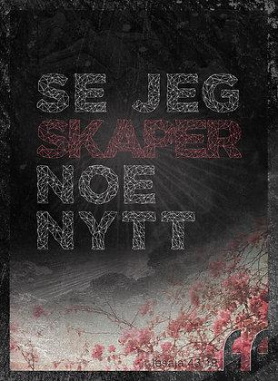 Skaper /// Jes. 43.19