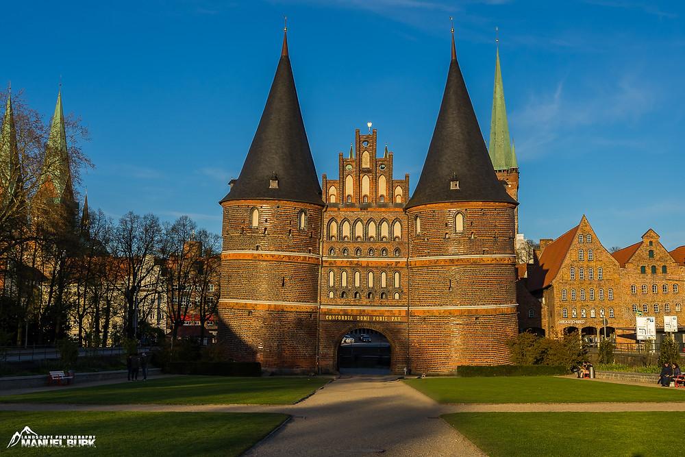 Holstentor - Das Wahrzeichen von Lübeck