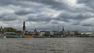 Hamburger Fischmarkt & Hafenrundfahrt