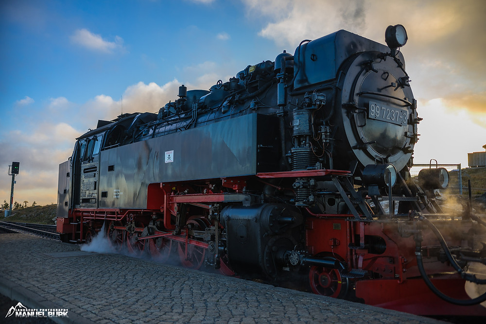 Harzer Schmalspurbahn - Der letzte Zug des Tages