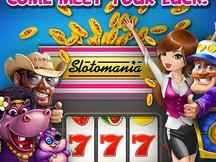 Slotomania banner