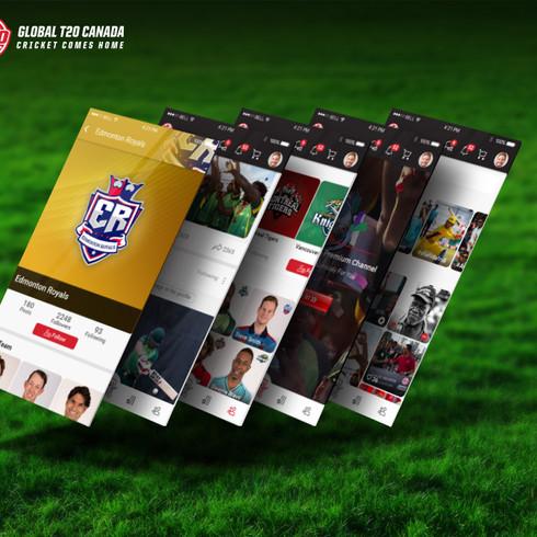 GT20 - Canadian Cricket League