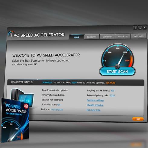 Speed Accelerator