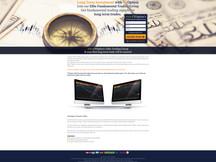 CT Options - Binary landing page
