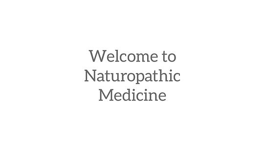 What does it look like to work with a naturopathic doctor, herbalist, and Bowen therapist?