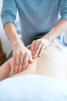 Bowen therapy for back pain