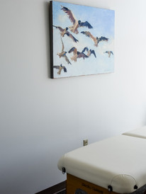 IVY Integrative Acupuncture Room