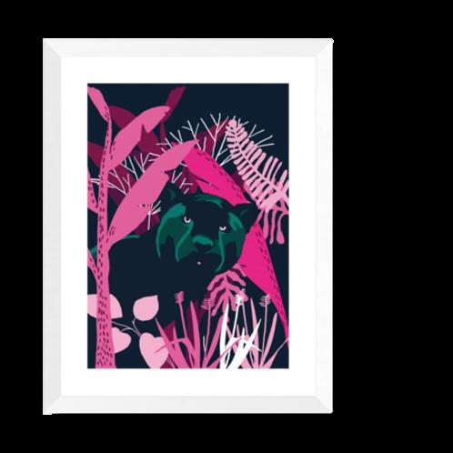 Artprint 'Black Panther'