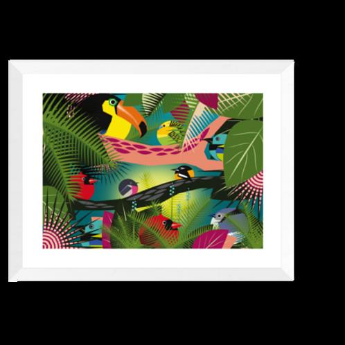 Artprint 'Amazonia 1'