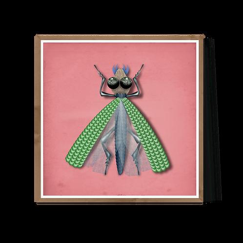 Artprint 'Freya Veps'