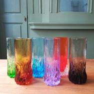 6 'ICE' GLASSES
