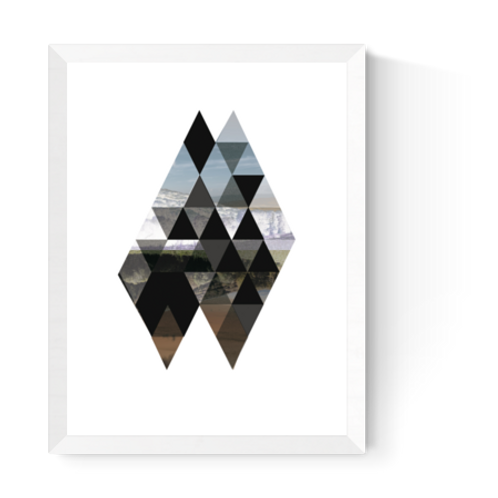Artprint 'Nordik - Kulle'