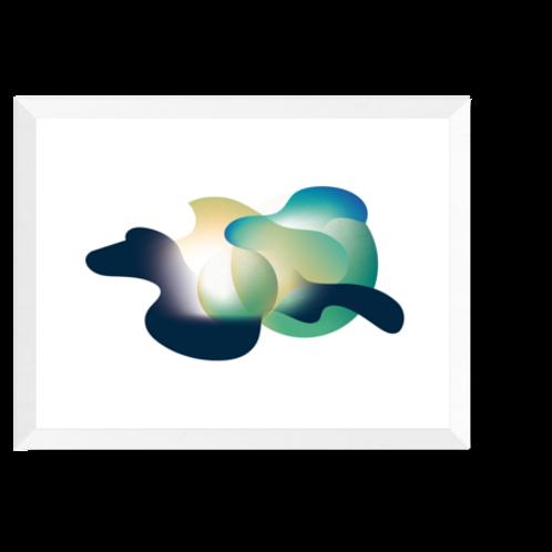 Artprint 'Waves'