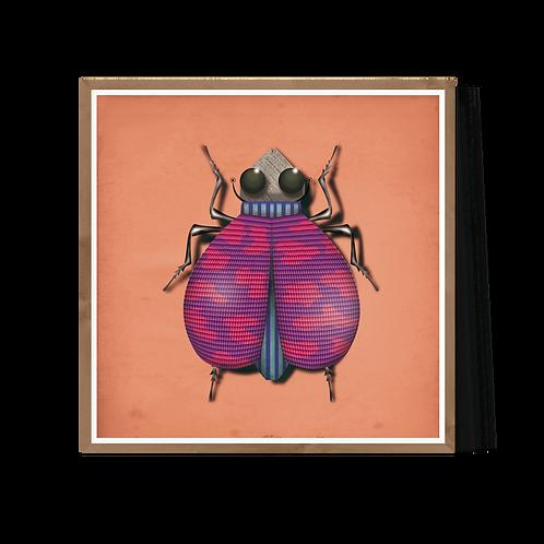 Artprint 'Javier Escarabajo'