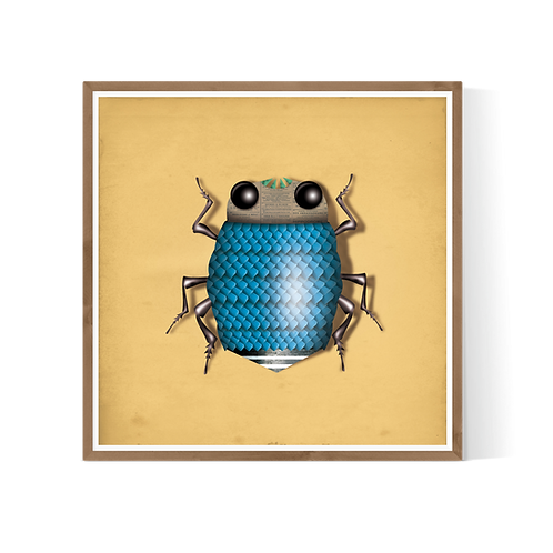 Artprint 'Magnus Tor'