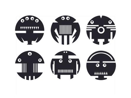 ROBOTS & FISH