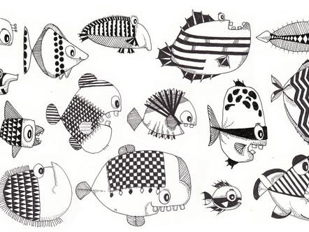 FISH WITH ATTITUDE