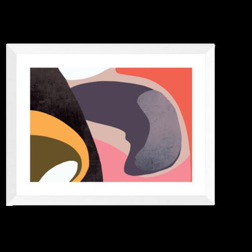 Artprint 'Mermaids Abstract 3'