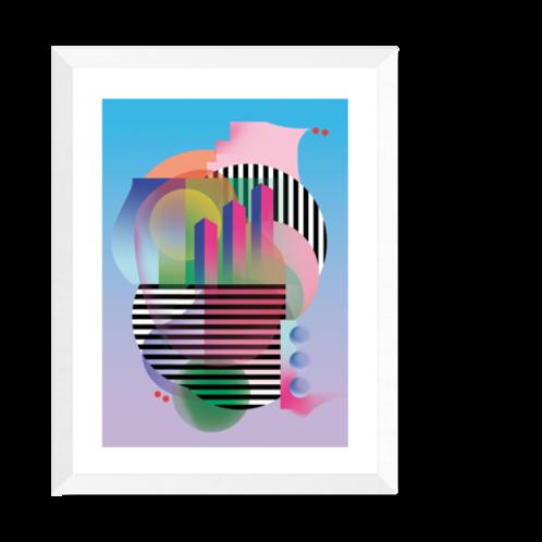 Artprint 'New York 03'