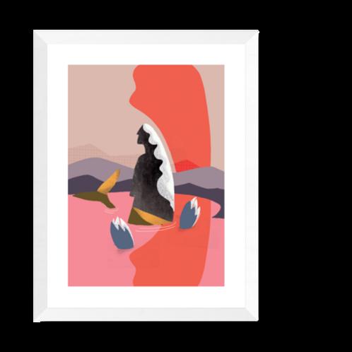 Artprint 'Mermaids 1'