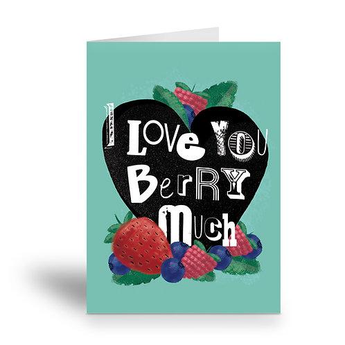 greeting card 'sweet valentine' 3