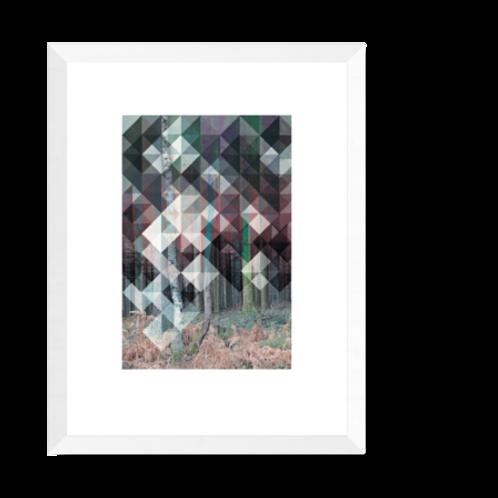 Artprint 'Nordik - Birk'
