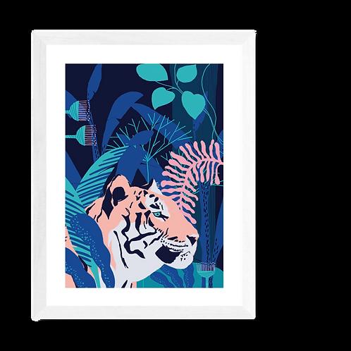 Artprint 'Tiger'