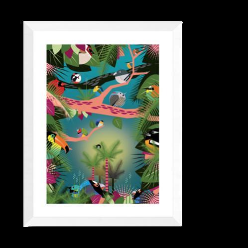 Artprint 'Amazonia 2'