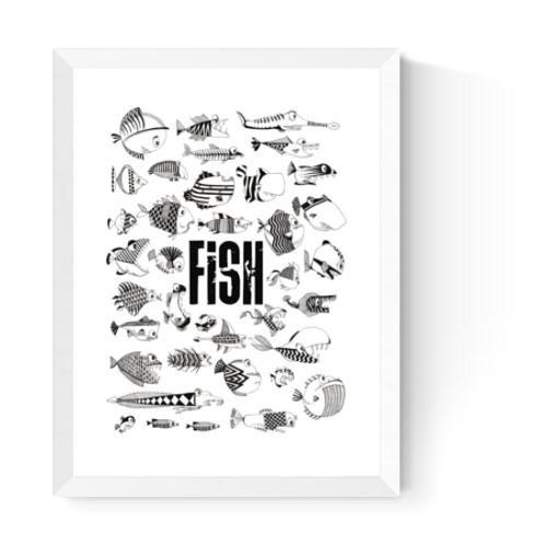 Artprint 'Fish'