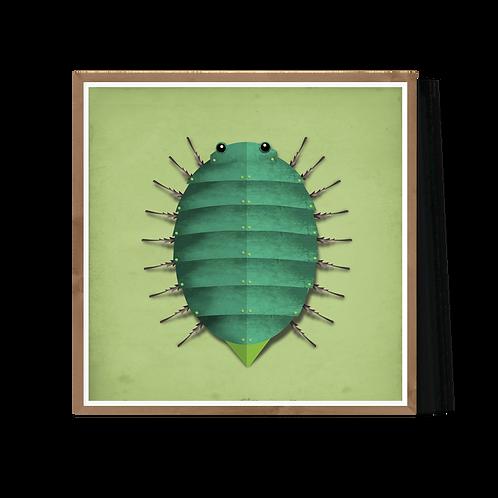 Artprint 'Jack The Beetle'