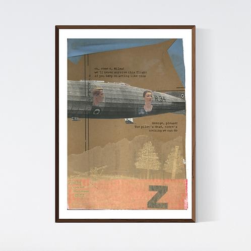 Artprint 'George & Wilma'