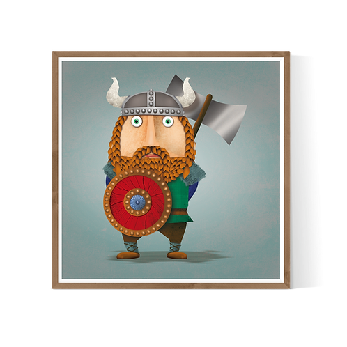 Artprint 'Ragnar'