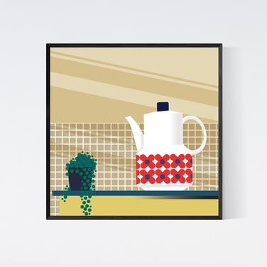 VINTAGE - COFFEE