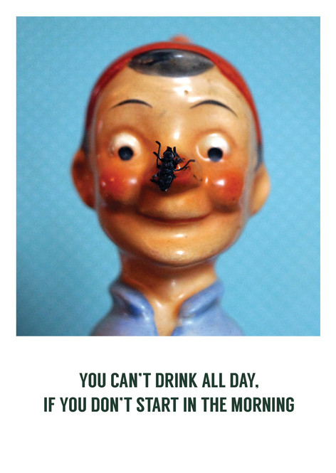 PCTOY013 - you can't drink all day A kop